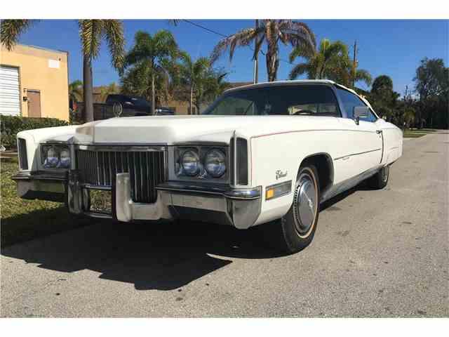 1972 Cadillac Eldorado | 966445
