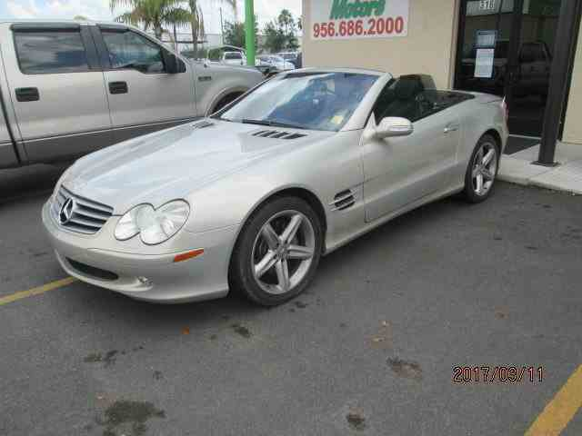 2003 Mercedes-Benz SL500 | 966446