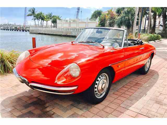 1967 Alfa Romeo Spider   966448