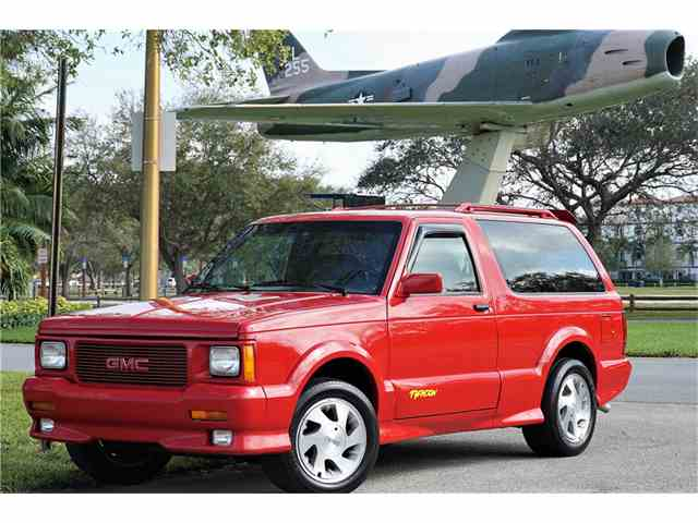 1993 GMC Typhoon | 966449