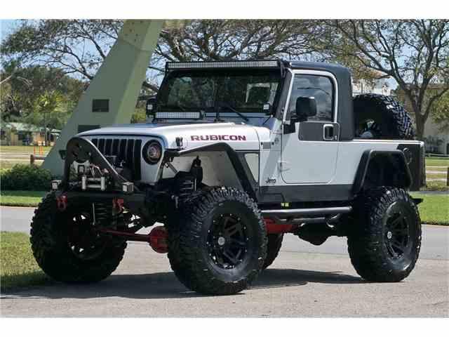 2005 Jeep Wrangler | 966452