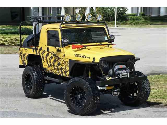 2001 Jeep Wrangler | 966453