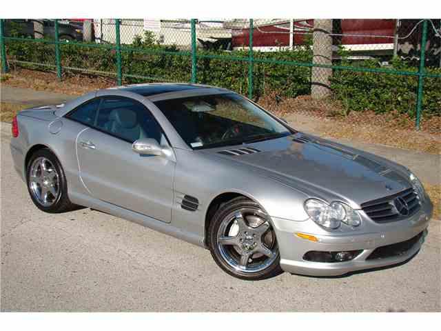 2003 Mercedes-Benz SL500 | 966458
