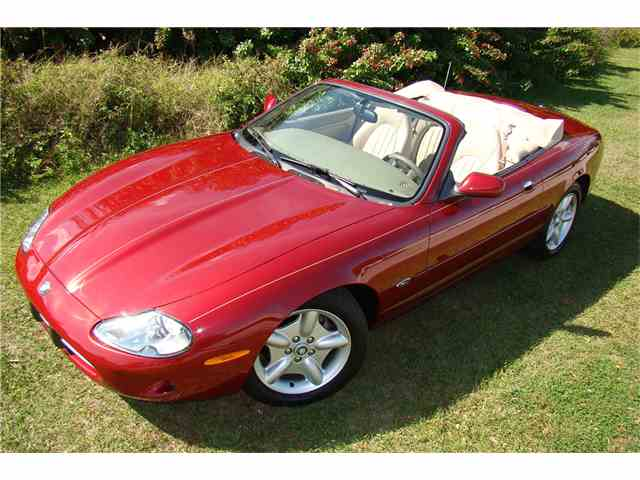 1998 Jaguar XK8 | 966459
