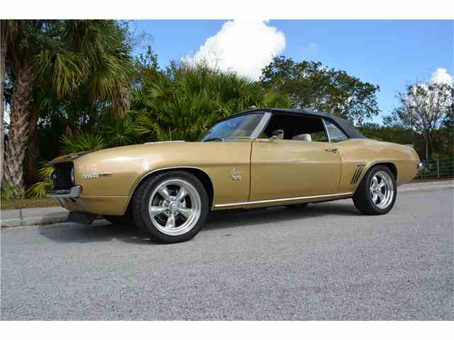 1969 Chevrolet Camaro SS | 966463