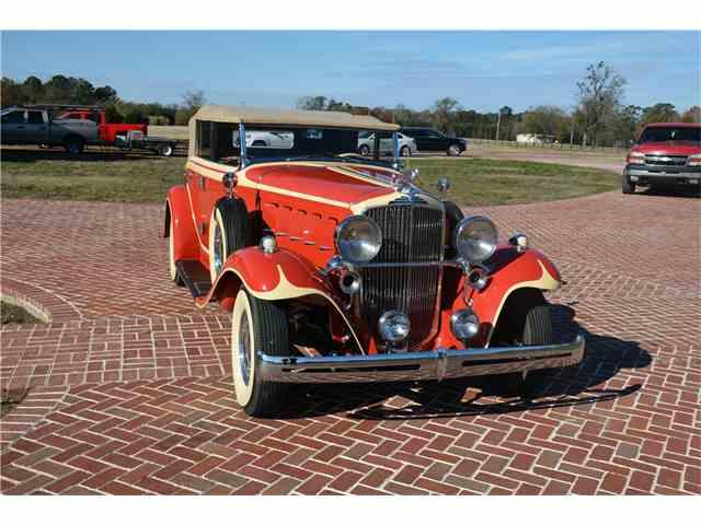 1932 Nash Ambassador | 966470