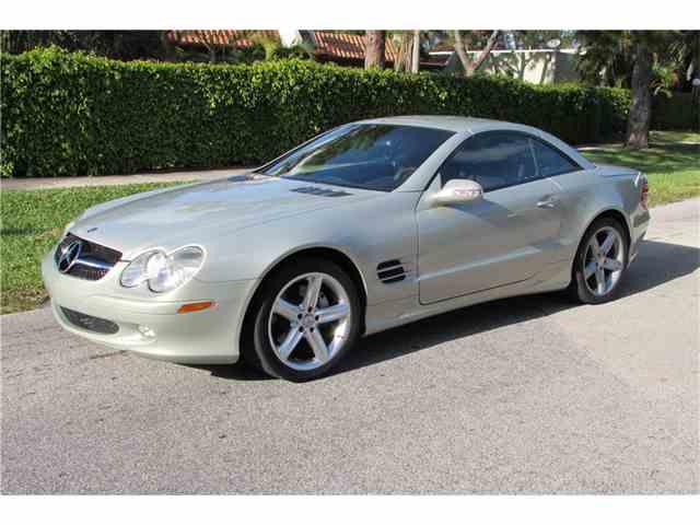 2003 Mercedes-Benz SL500 | 966477