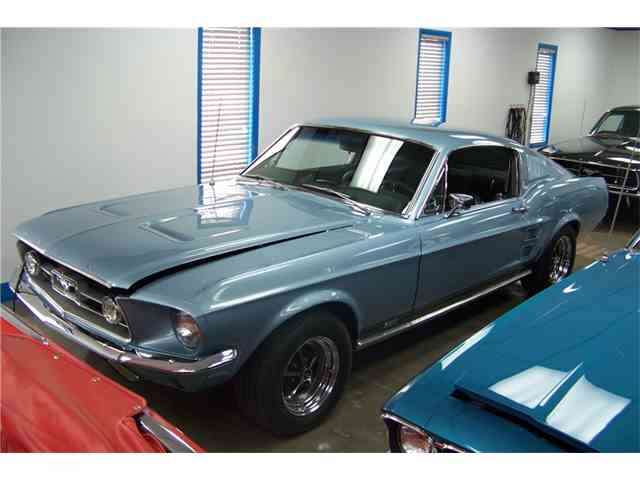 1967 Ford Mustang | 966479