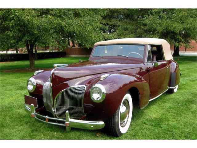 1941 Lincoln Continental | 966480