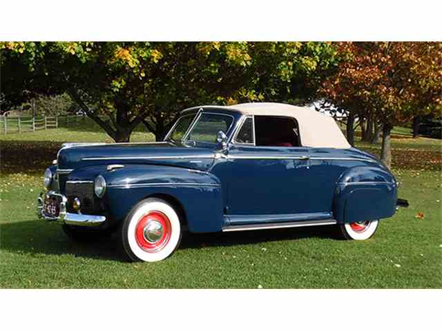 1941 Mercury Club Convertible | 966496