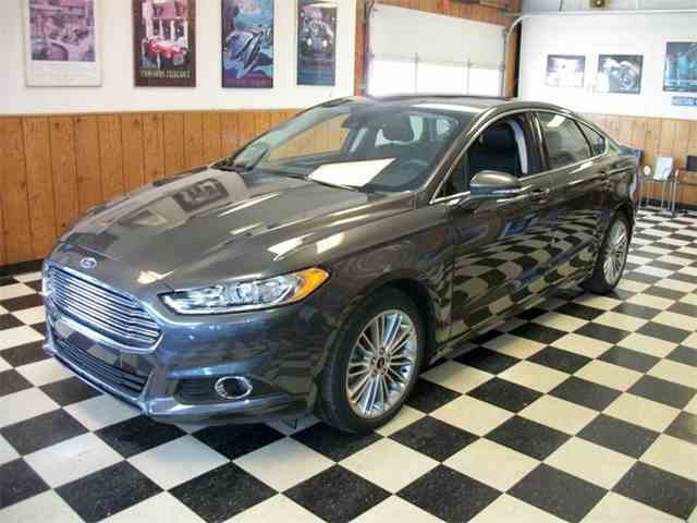 2015 Ford Fusion | 960065