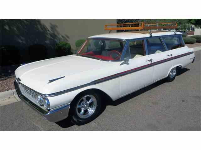 1962 Ford Country Sedan | 966500