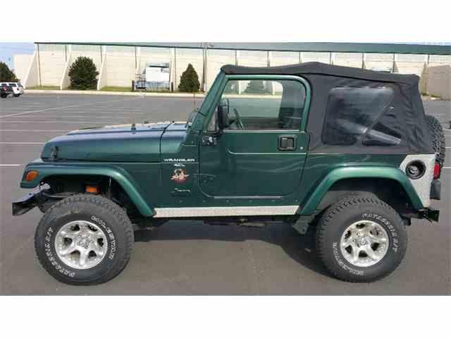 2000 Jeep Wrangler | 966501