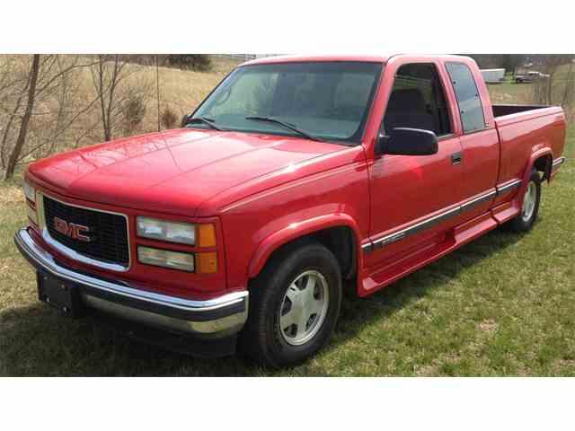 1998 GMC Sierra | 966510