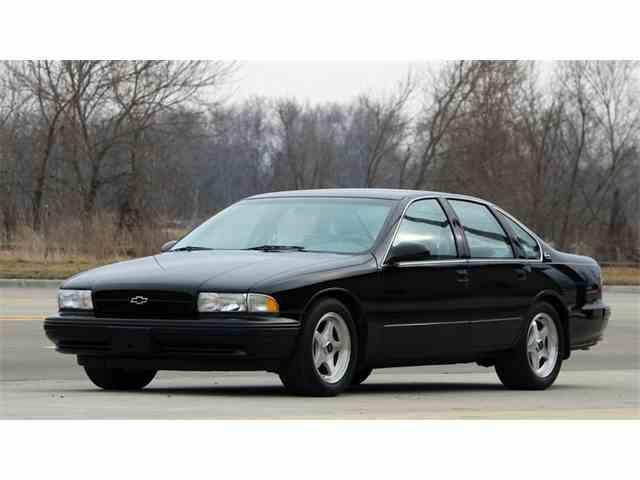 1995 Chevrolet Impala SS | 966513