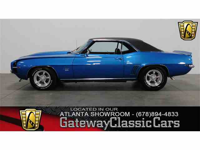 1969 Chevrolet Camaro | 966525