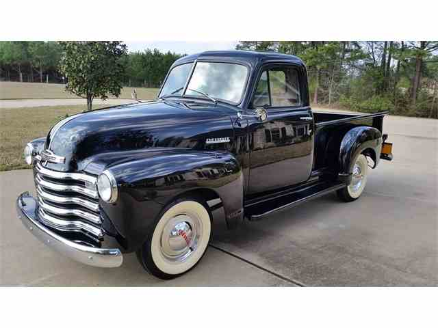 1951 Chevrolet 3500 | 966526