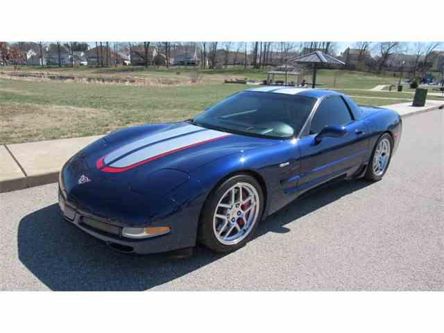2004 Chevrolet Corvette Z06 | 966529