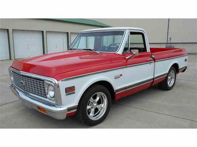 1971 Chevrolet Cheyenne | 966536