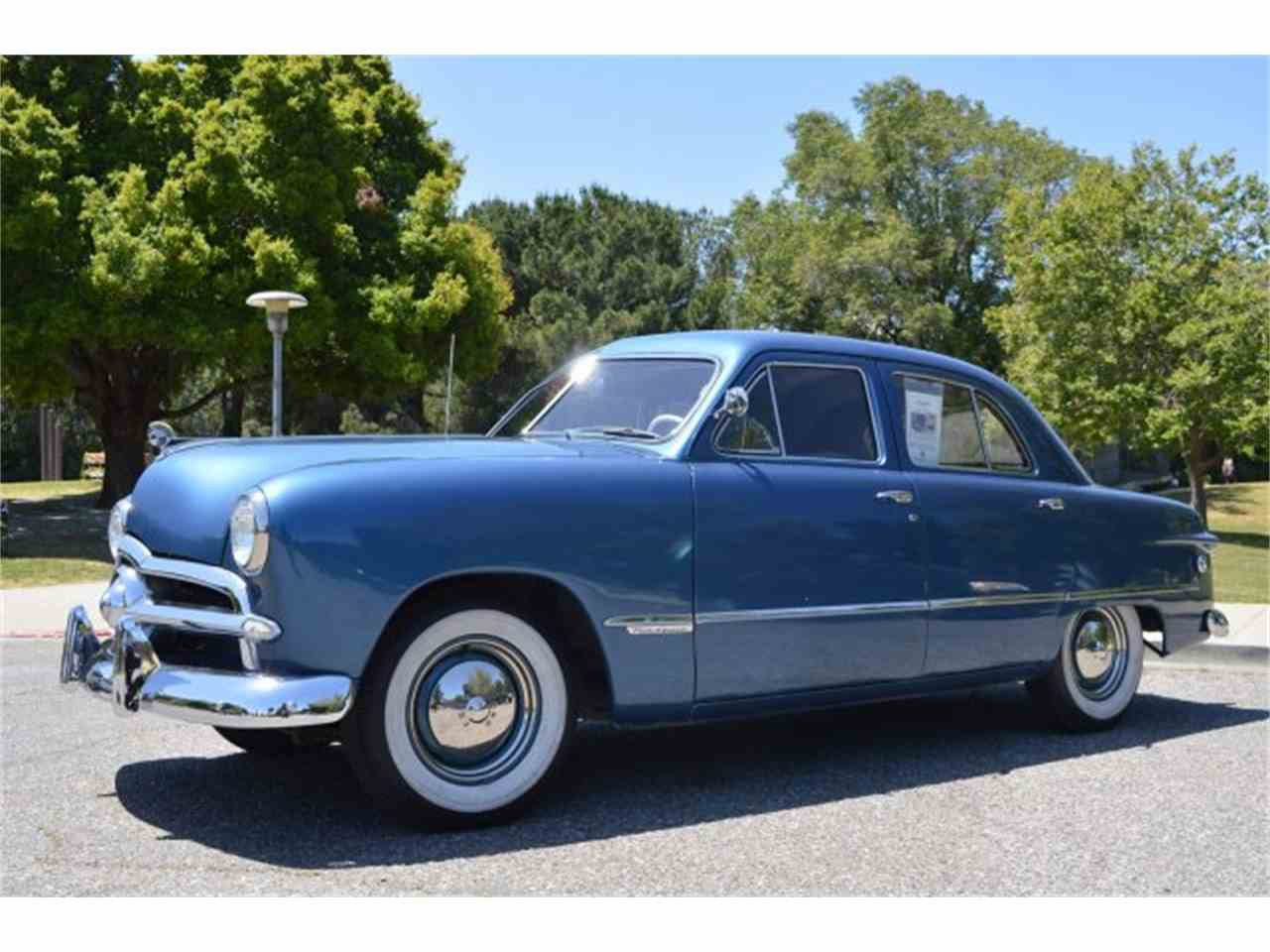 1949 Ford Custom Deluxe For Sale Classiccars Com Cc 966556