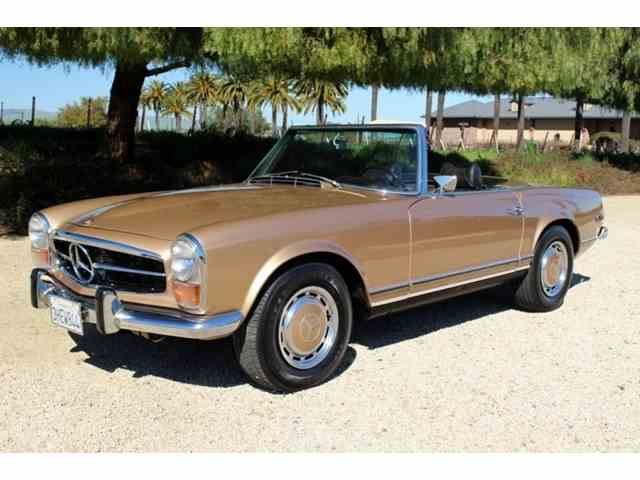 1971 Mercedes-Benz 280SL | 966580