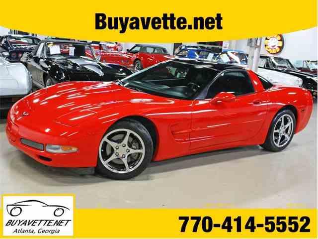 1999 Chevrolet Corvette | 966584