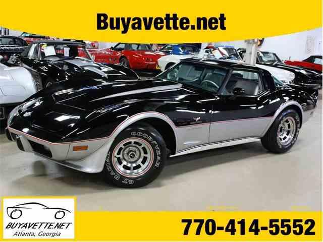 1978 Chevrolet Corvette | 966585