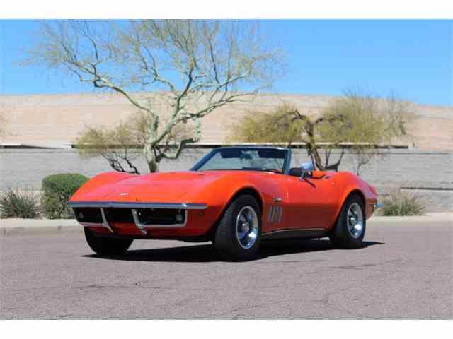 1969 Chevrolet Corvette | 966586