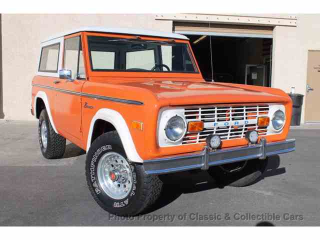 1973 Ford Bronco | 966589