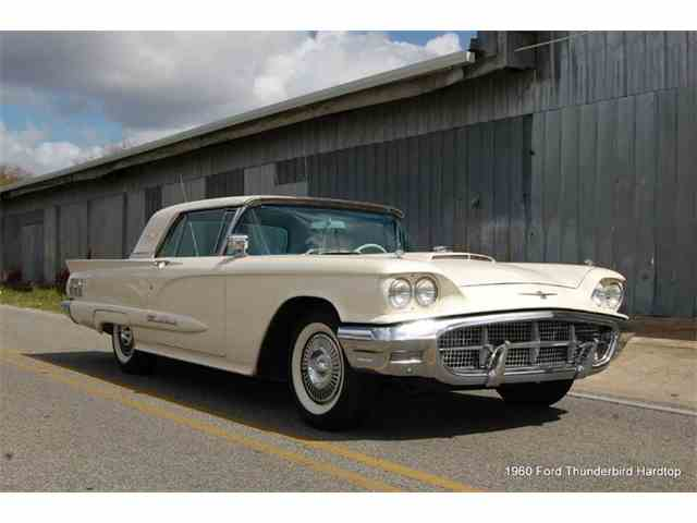 1960 Ford Thunderbird | 966590