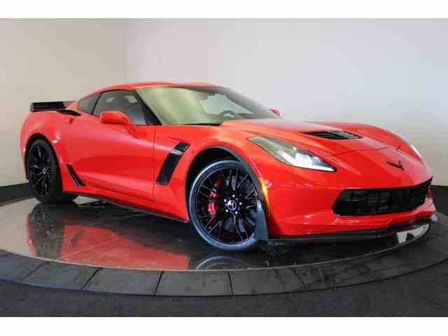 2016 Chevrolet Corvette | 966593
