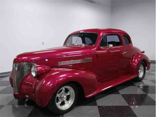 1939 Chevrolet 5-Window Coupe | 966597