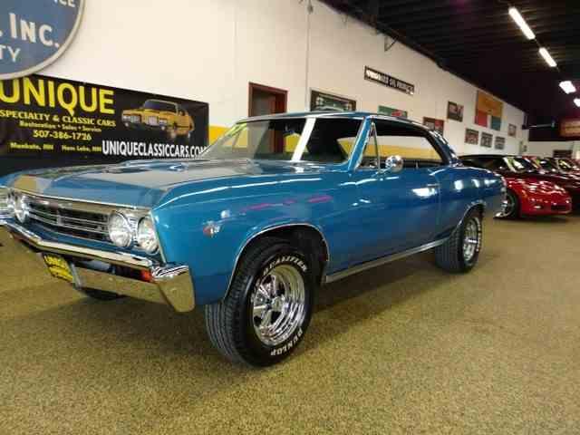 1967 Chevrolet Chevelle | 966610