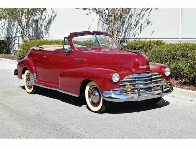 1947 Chevrolet Fleetline | 966614