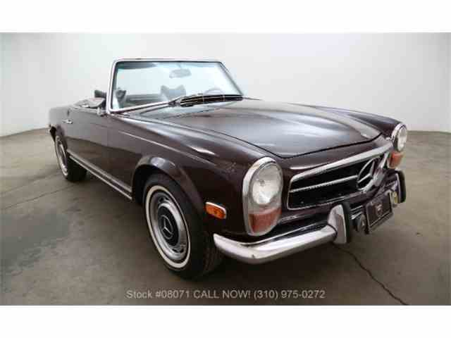 1971 Mercedes-Benz 280SL | 966622