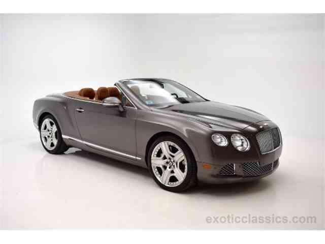 2013 Bentley Continental GTC | 966629