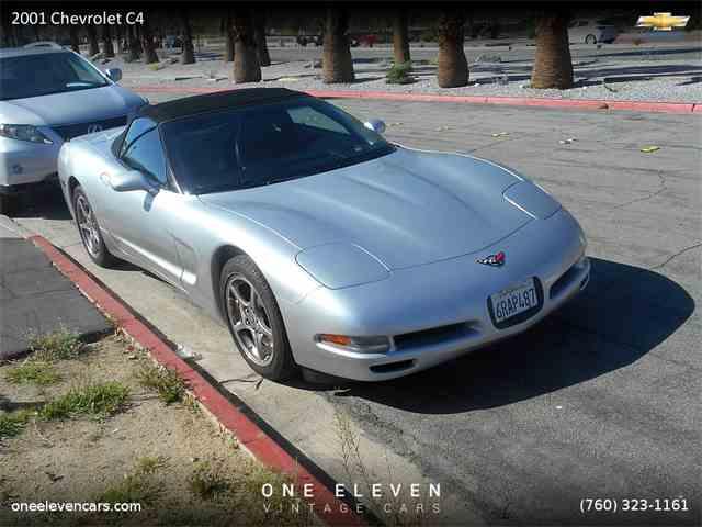 2001 Chevrolet Corvette | 966633