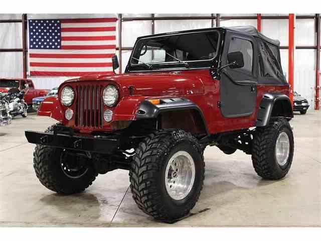 1984 Jeep CJ7 | 966635
