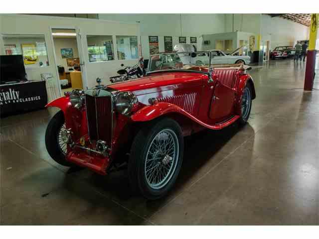 1949 MG TC | 966637