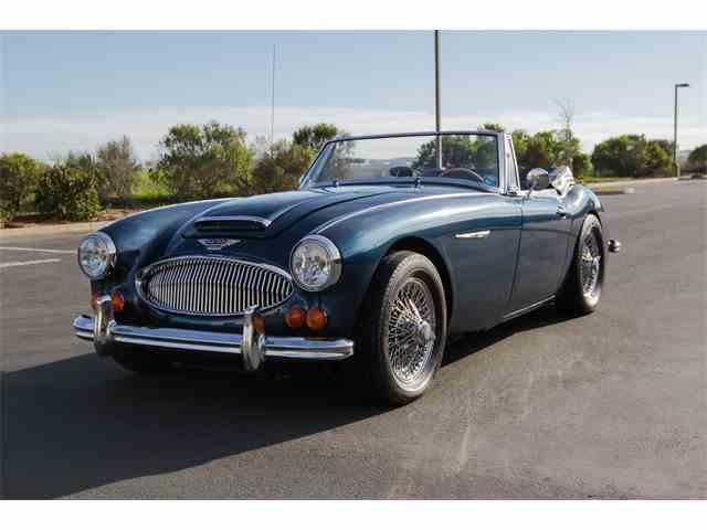 1963 Austin-Healey 3000 | 966641