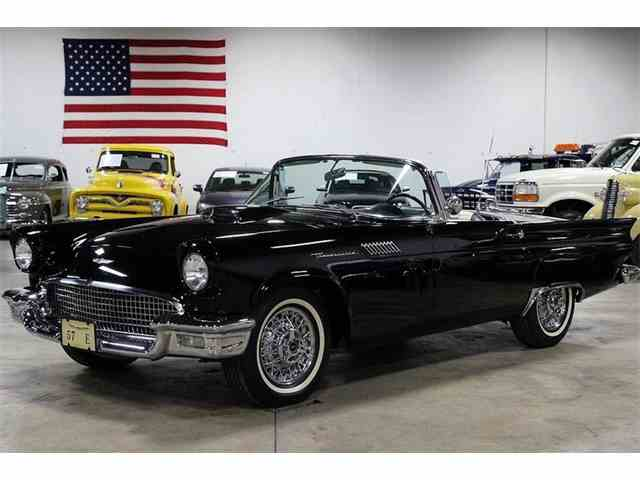 1957 Ford Thunderbird | 966643