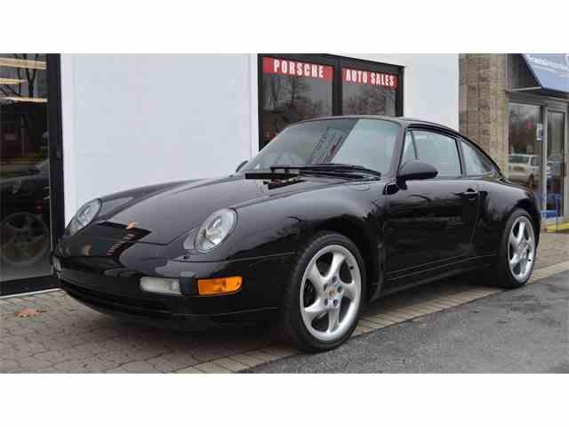 1996 Porsche Carrera 2 | 966650
