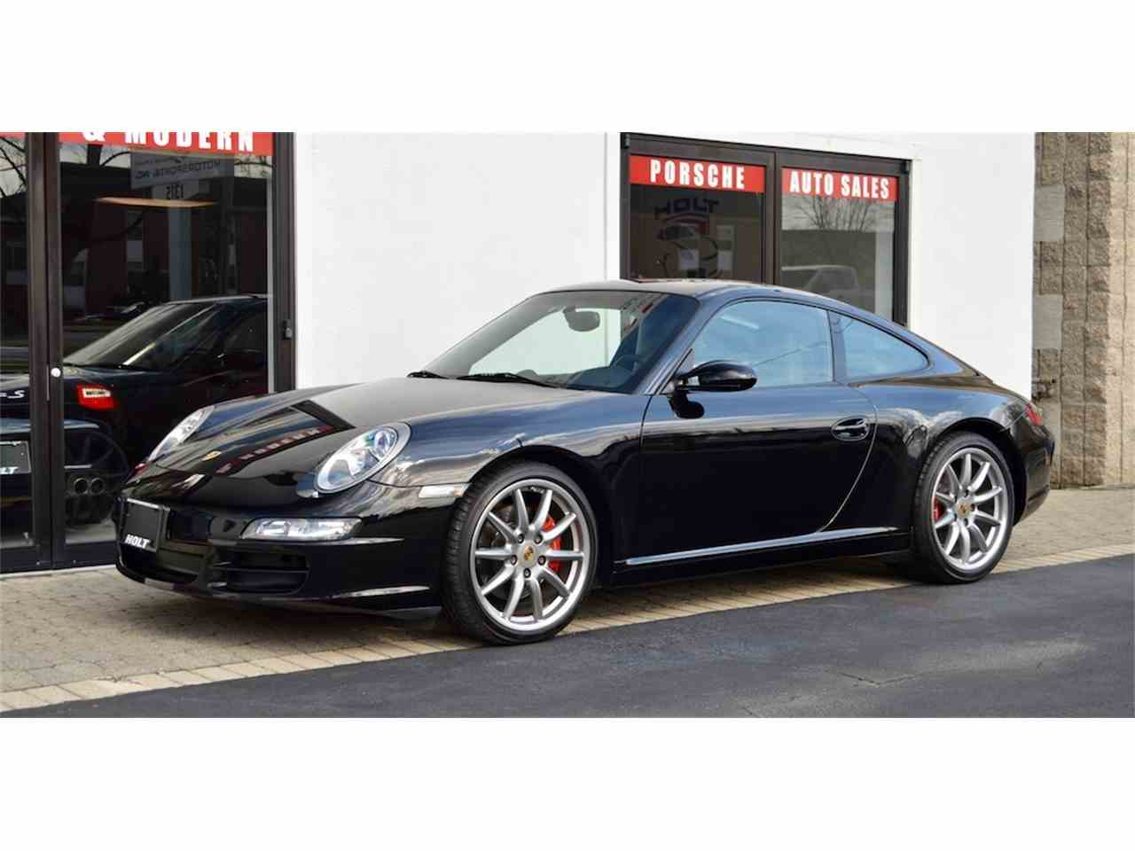 2008 Porsche Carrera S 997 Coupe For Sale Classiccars Com Cc 966656