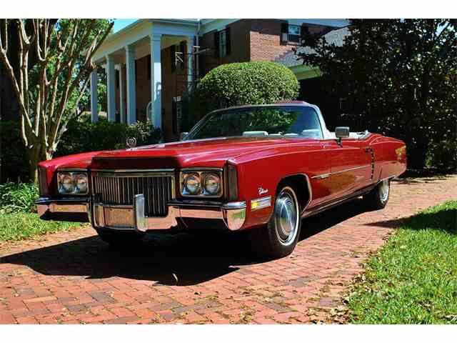 1972 Cadillac Eldorado | 966659