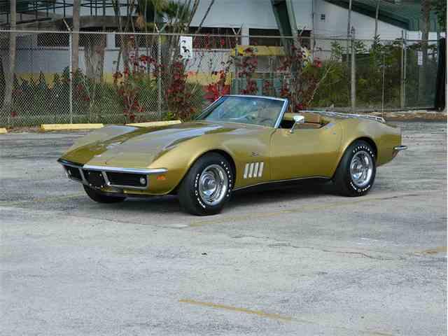 1969 Chevrolet Corvette | 966667
