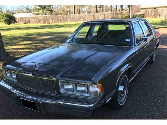 1989 Mercury Grand Marquis | 966668