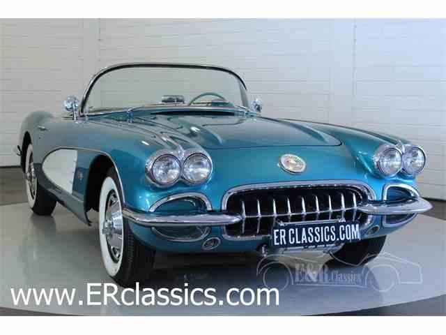 1959 Chevrolet Corvette | 966671
