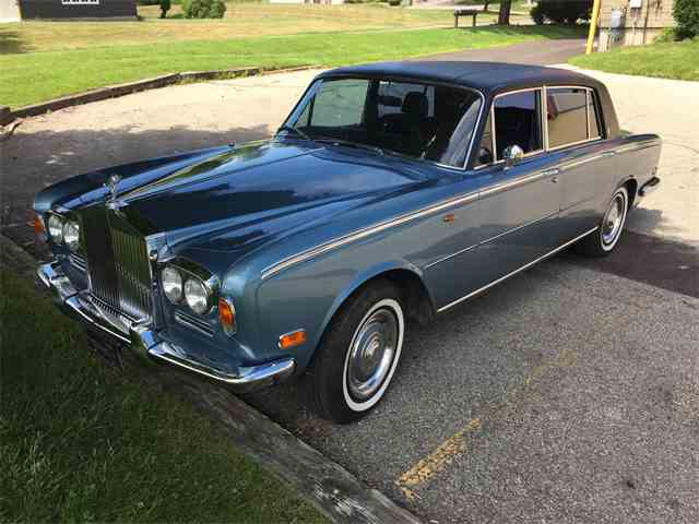 1972 Rolls-Royce Silver Shadow | 966701
