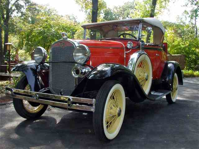 1931 Ford Model A | 966709