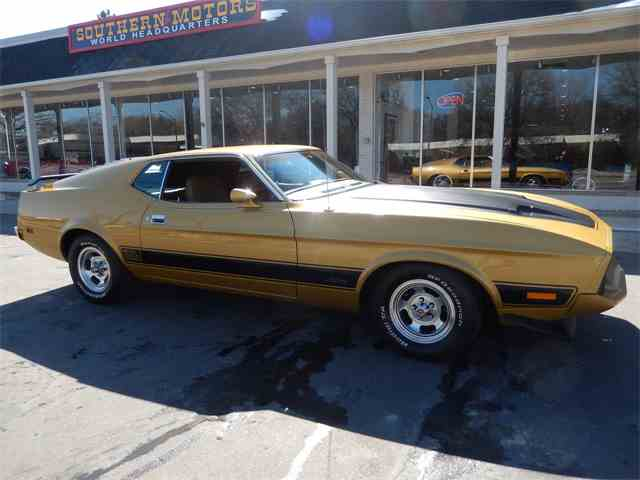 1973 Ford Mustang Mach 1 | 966715